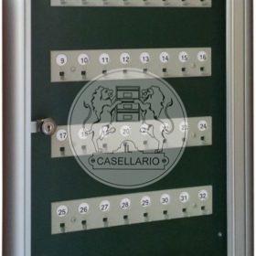 Casellari postali Il Casellario ACP Le Palme - Bacheche Portavalori Portachiavi - B3