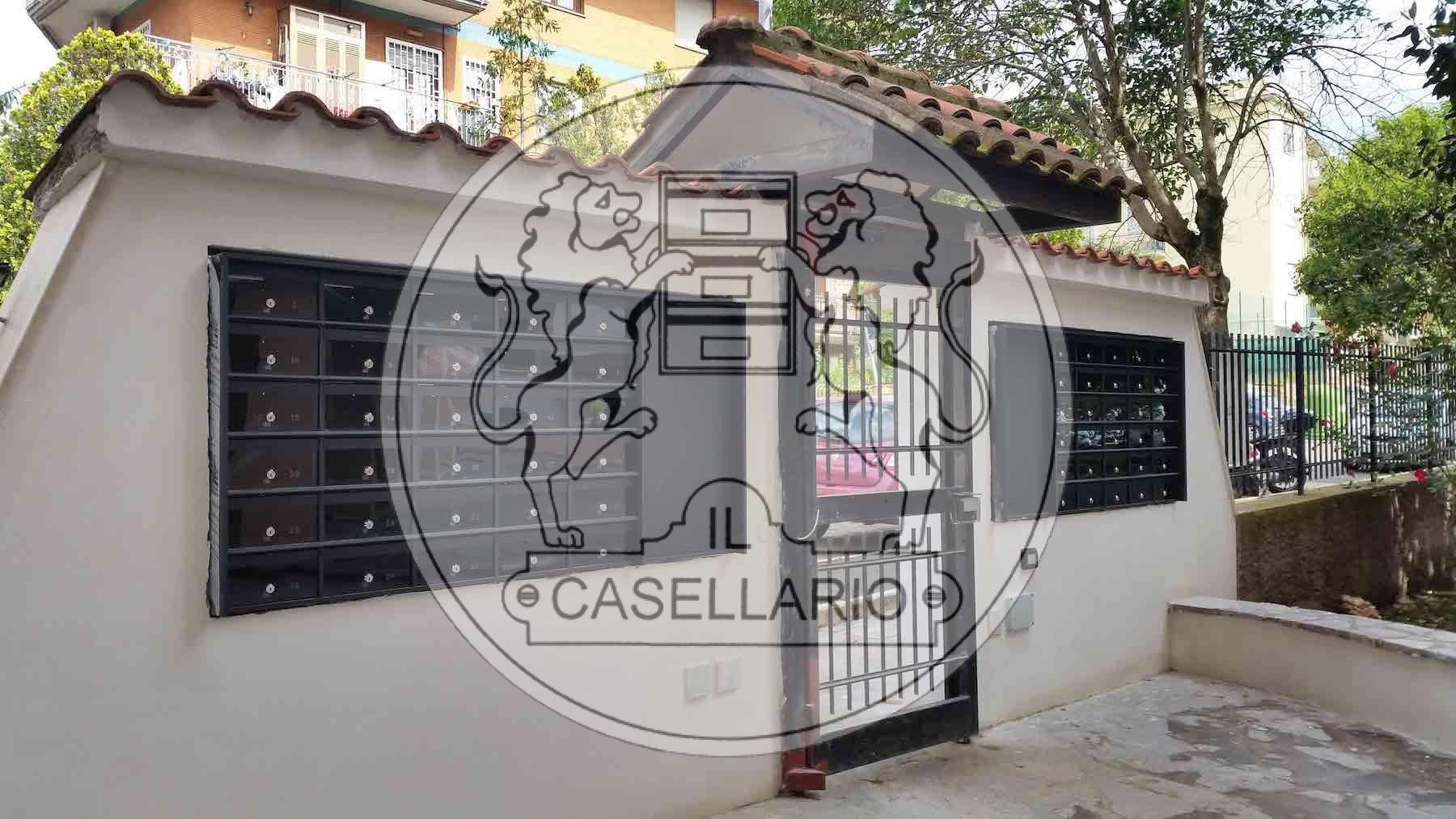 Casellari postali Il Casellario ACP Le Palme - Bacheche Serie E - Modello EDF550 - 6 - IL ...