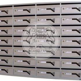 Casellari postali Il Casellario ACP Le Palme - Serie Alluminio12