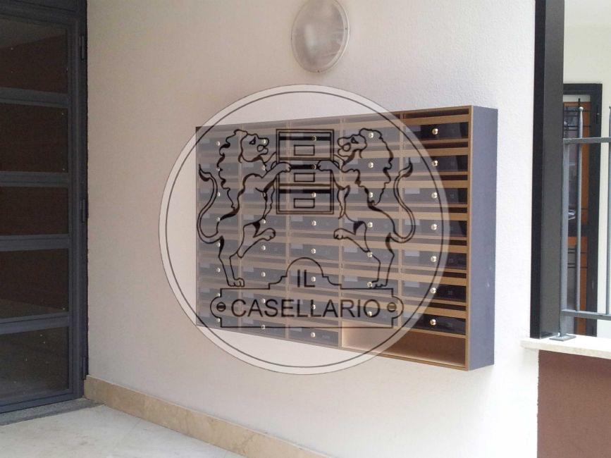 Casellari postali Il Casellario ACP Le Palme - Serie Alluminio2 - IL CASELLARIO / ACP LE PALME ...