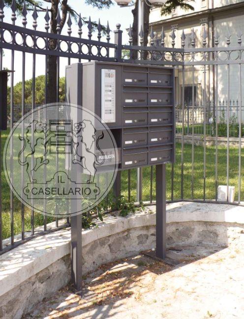 Casellari postali Il Casellario ACP Le Palme - Serie E per esterno - E34 - IL CASELLARIO / ACP ...