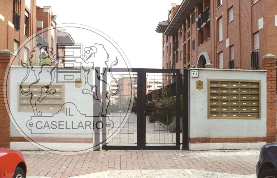 Casellari postali Il Casellario ACP Le Palme - Serie E per esterno - E45 - IL CASELLARIO / ACP ...